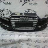 Bara protectie fata Audi A3 cu spalatori,grila si spoiler inferior cod OEM 8V3853037 Impecabila