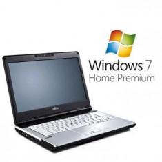 Laptop Fujitsu-Siemens - Laptopuri refurbished Fujitsu S751 i3 2330M Windows 7 Home