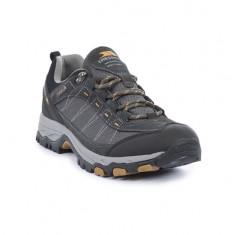 Pantofi impermeabili pentru barbati Trespass Scarp Castle (MAFOTEK30004 ) - Pantofi barbati Trespass, Marime: 41, 43, 44, Culoare: Gri
