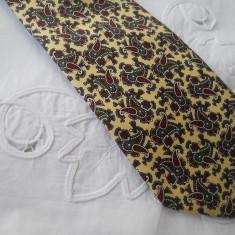 Cravata eleganta - Cravata Barbati, Culoare: Multicolor, Geometric