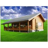 Casa de vanzare, Numar camere: 3, Suprafata: 60, Suprafata teren: 60 - Casa de lemn