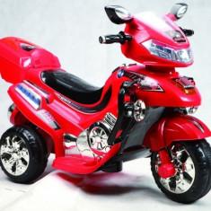 Masinuta electrica copii - Motoscuter cu acumulatori F928 Rosu Ramiz
