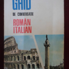 A. Virgil - Ghid de conversatie roman-italian - 528879
