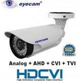 Camera CCTV - Camera AHD/CVI/TVI/Analog full HD 2MP Eyecam EC‐AHDCVI4070