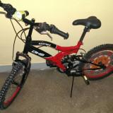 Mountain Bike DHS, 16 inch, 22 inch, Numar viteze: 24 - Bicicleta copii