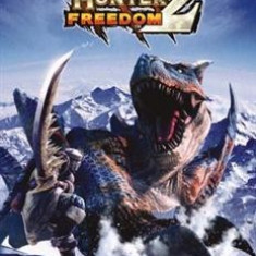 Monster Hunter Freedom Psp - Jocuri PSP Capcom