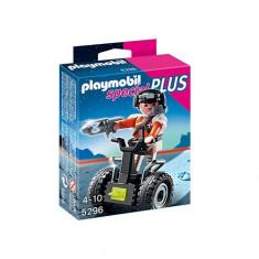 Agent Cu Vehicul Playmobil