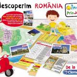 Joc educativ Clementoni - Sa Descoperim Romania