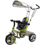Tricicleta Super Trike Sun Baby Verde