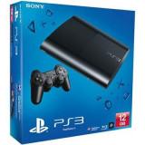 Consola Playstation 3 Ultra Slim 12Gb Black 4000 So-9217527