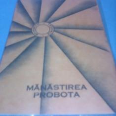 MAPA DIAPOZITIVE MANASTIREA PROBOTA DIACOLOR 1969
