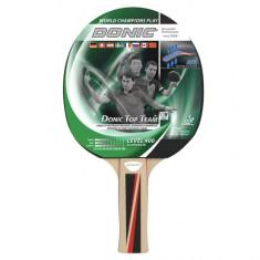 Paleta ping pong - Paleta tenis de masa Donic Top Teams 400