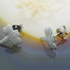 Cercei din Argint 925, Model Libelula, cod 838 - Cercei argint