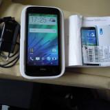 Telefon HTC, Albastru, 8GB, Neblocat, Dual SIM, 1 GB - HTC 526, dual sim, full, liber retea, quad core, camera de 8mp