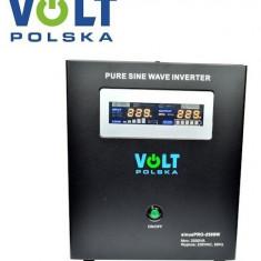 UPS 2500VA 1800W VOLT sinusPRO-2500W pentru centrale termice
