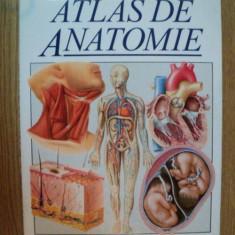 Atlas de anatomie de TREVOR WESTON editura Vox, 1997, format mare