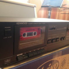 Kenwood Stereo Cassette Deck KX 54 - Impecabil/Made in Japan - Deck audio