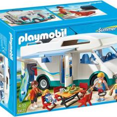 Masina De Camping Playmobil