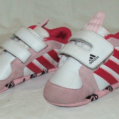 Papuci copii ADIDAS - nr 17 - Botosi copii, Culoare: Din imagine
