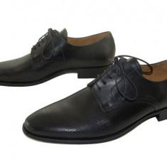 Pantofi barbati piele naurala Denis-1288 n3