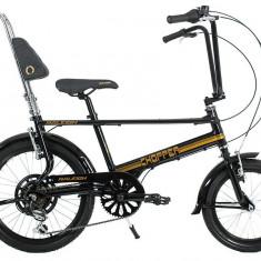 Bicicleta copii - Bicicleta Chopper Unisex 16/20 inch