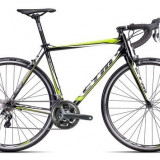 Cursiere - Cursiera CTM Blade 2.0, 2016, cadru 560, negru / verde Cod Produs: 036.75