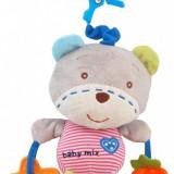 Plus Minnie si Mickey Baby Mix - Jucarie muzicala din plus Bear