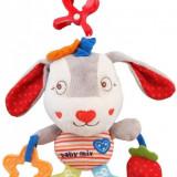 Plus Minnie si Mickey Baby Mix - Jucarie muzicala din plus Bunny