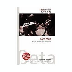 Carte Literatura Engleza - Sam Moa