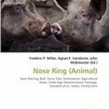 Carte Literatura Engleza - Nose Ring (Animal)