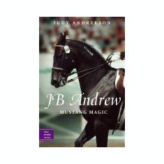 JB Andrew: Mustang Magic - Carte Literatura Engleza