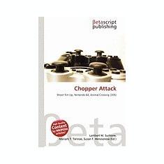Chopper Attack - Carte Literatura Engleza