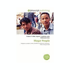 Magar People - Carte Literatura Engleza
