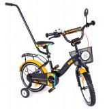 Bicicleta copii MyKids Toma Exclusive 1402 Orange
