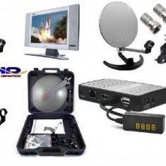 Antena Camion, Camping, Rulota- televizor38cmSH +receptor12 v