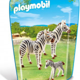 Familie De Zebre - Figurina Animale Playmobil