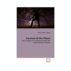 Survival of the Fittest - Carte Literatura Engleza