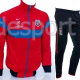 Trening NIKE FC Steaua Bucuresti - Bluza si Pantaloni Conici - Pret Special - - Trening barbati, Marime: S, M, L, Culoare: Din imagine