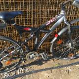 Bicicleta MCKENZIE - Mountain Bike, 22 inch, 28 inch, Numar viteze: 21