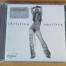 Christina Aguilera - Stripped CD - Muzica Pop rca records
