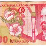 Bancnota 100.000 lei 1998 ( 100000 lei 1998 ) Nicolae Grigorescu (3), An: 1998