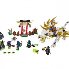 Dragonul Maestrului Wu - LEGO Ninjago