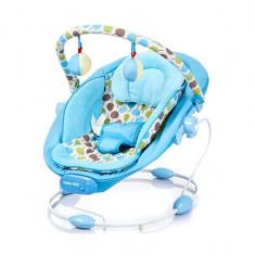 Balansoar interior - Leagan muzical copii Baby Mix LCP BR245 007 Blue