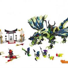 Atacul Dragonului Morro - LEGO Ninjago