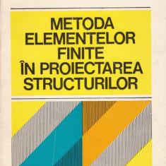Eugen Cuteanu - Metoda elementelor finite in proiectarea structurilor - 542971 - Carti Constructii