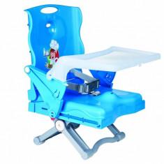 Masuta/scaun copii - Booster Pliabil Chef Plebani Pb070