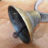 Clopot de bronz din Marginimea Sibiului - Metal/Fonta, Clopote