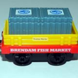 Thomas and Friends trenulet jucarie - vagon magnet BRENDAM FISH MARKET