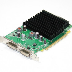 PLACA VIDEO PCI-Express nVIDIA 9300GE 256MB DDR2 64-bit Dual DVI