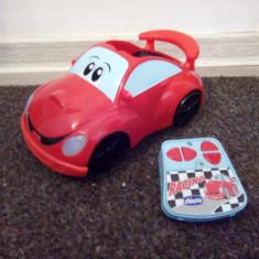 Masinuta de jucarie Chicco, Plastic, Unisex - Masinuta cu telecomanda Cars Chicco